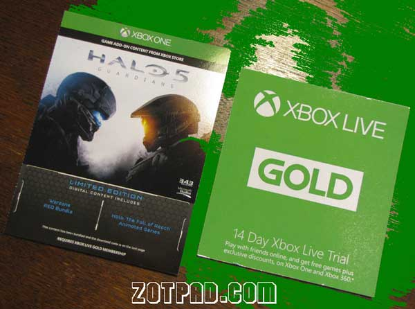 How to get free xbox one gold trial
