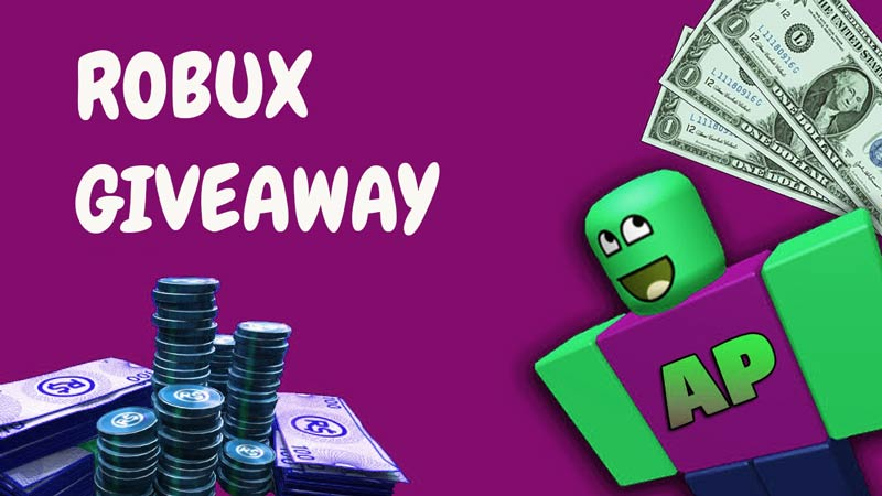 Robux Giveaway