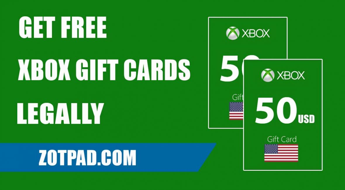Free Xbox Gift Cards That Works