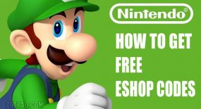 free Unused eshop codes