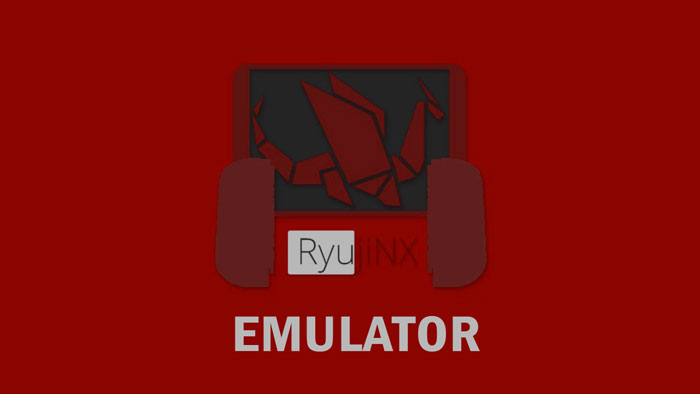 Ryujinx Nintendo switch emulator