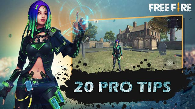 Garena Free Fire Guide By a Pro Player