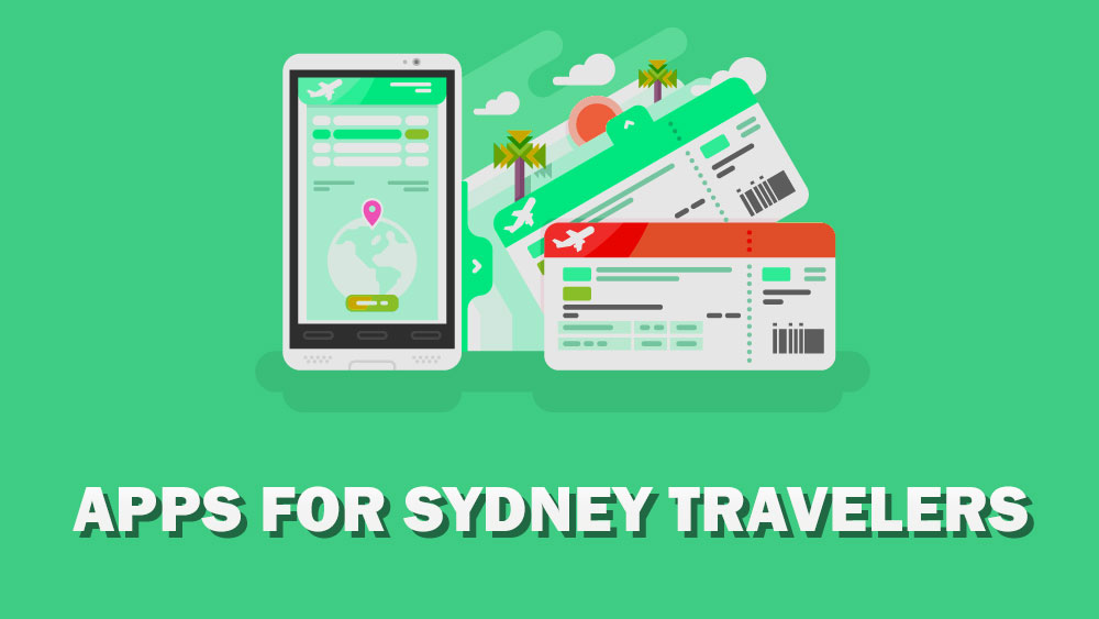 Best Apps for Sydney travelers