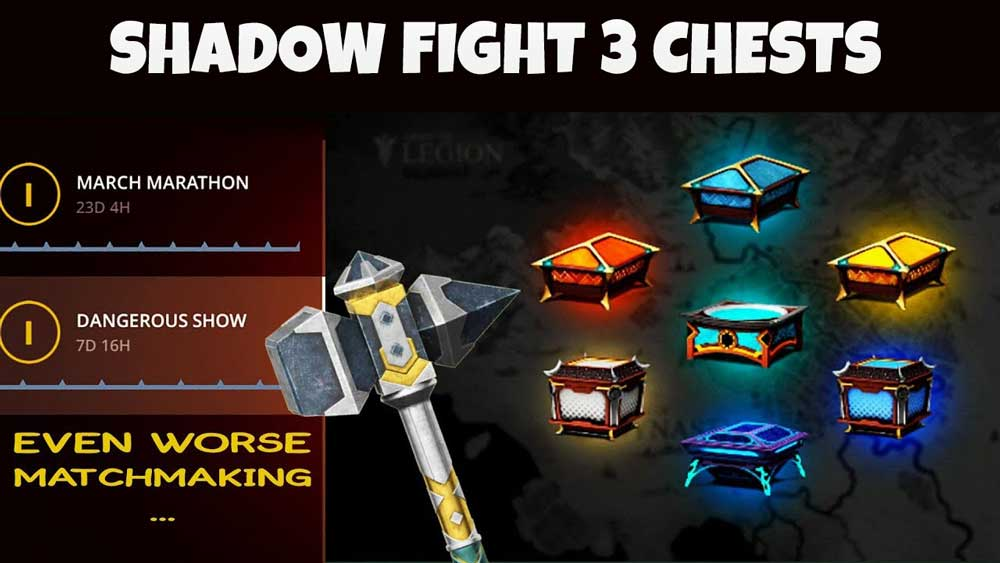 shadow fight 3 chests