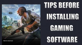 Checklist Before Installing Game